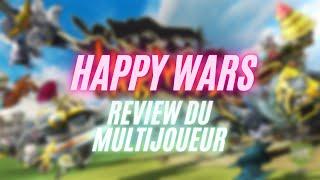 Happy Wars - Découverte du jeu - Multijoueur