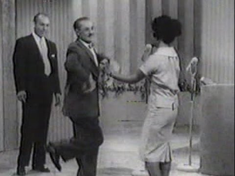 You Bet Your Life #59-10 Groucho does the Tango ('Table', Nov 26, 1959)