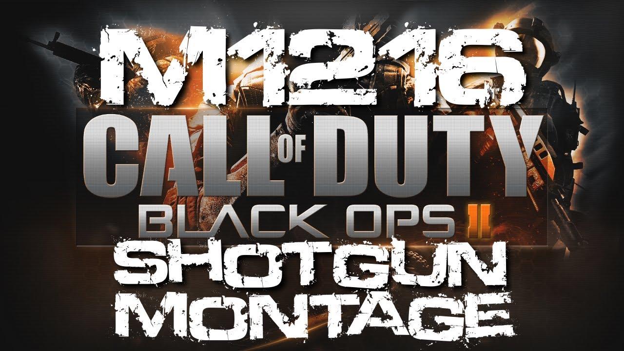 Black Ops 2 Shotgun Montage M1216 | TerriblePain - YouTube M1216 Black Ops 2