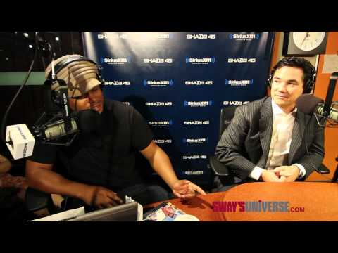 Dean Cain Talks Kissing  with Sanaa Lathan and working with Denzel Washington