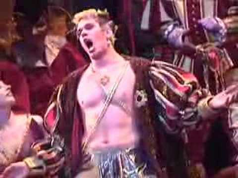 David Miller (Il Divo) in Rigoletto