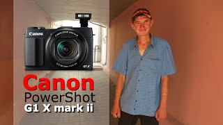 Цифровой фотоаппарат Canon G1 X Mark II (обзор, тестовое видео и снимки)(Цифровой фотоаппарат Canon G1 X Mark II (обзор, тестовое видео и снимки). На что он способен смотрите сами https://youtu.be/8H..., 2016-08-21T14:00:01.000Z)