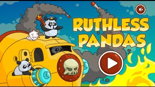 Ruthless Pandas Full Gameplay Walkthrough