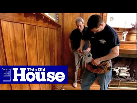 Typical House Electrical Wiring Diagram Rb25det Injector How To Add An Outlet This Old Youtube