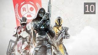 Прохождение Destiny 2 — Часть 10: Несломленный