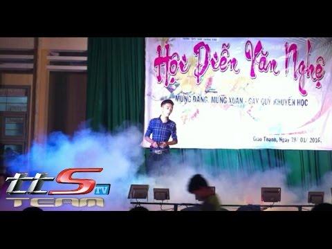 [TTStv HD] Giao thừa xa xứ - Duy Minh @THPT Trần Trường Sinh - Hội Diễn Văn Nghệ 2016