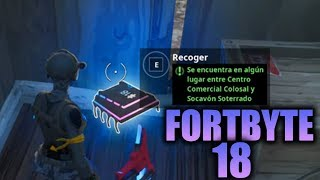 HOW TO GET FORTBYTE #18 - Fortnite Battle Royale
