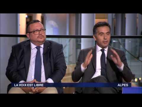 Dominique Martin en débat dans La voix est libre à propos du « populisme »