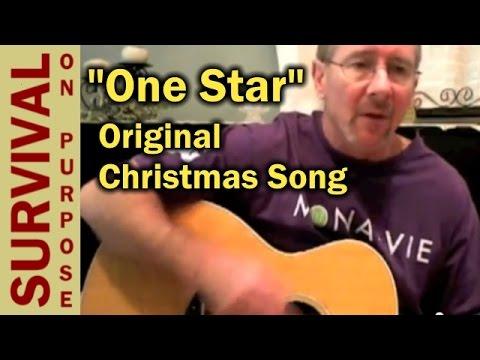Original Christmas Song - One Star - Christmas Music