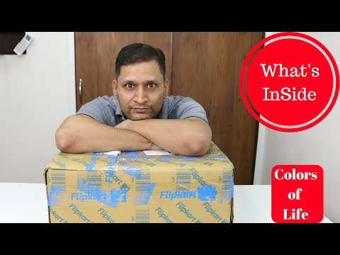 Colorful Product for Sharmaji Office | What's Inside