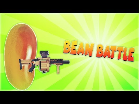 Bean Battle - Six vs One Match - I Dissed The Developer - Comedy Gaming