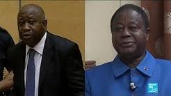 Rencontre Bédié-Gbagbo : les deux ex-présidents ivoiriens se retrouvent à Bruxelles