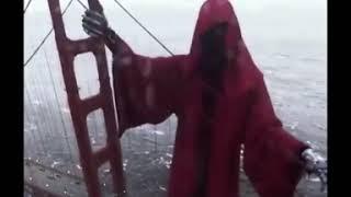 Grim Reaper On The Golden Gate Bridge (Full Video)