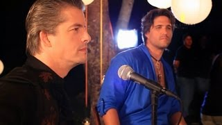 "Victor & Leo - Making of ""Na Linha do Tempo"""
