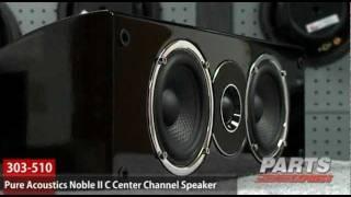 Pure Acoustics: Super Nova & Nobel Ii Speaker Line