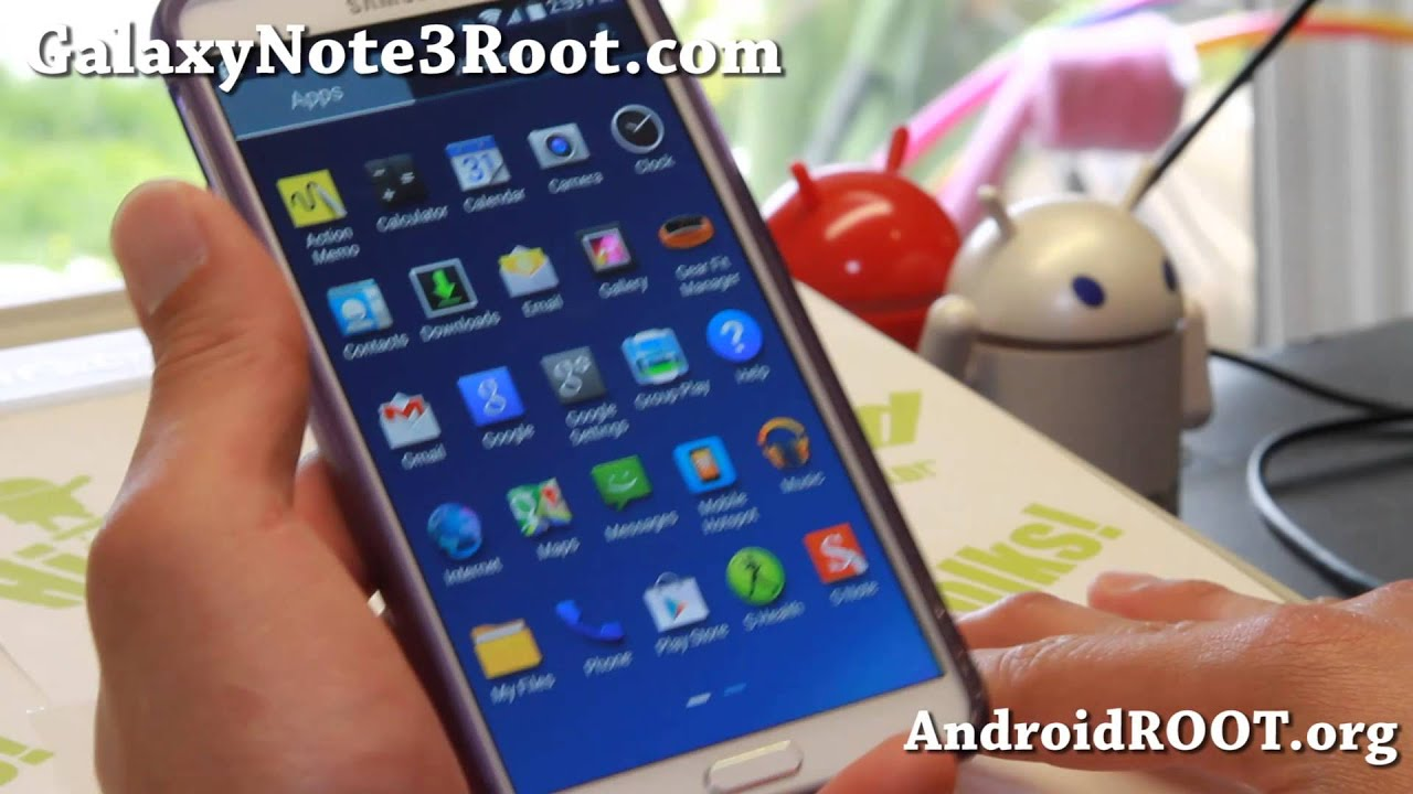 KnoxRaid `KitKat` ROM for AT&T Galaxy Note 3!
