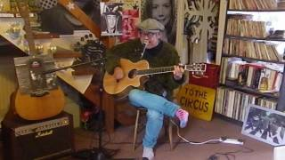 Chuck Berry Maybelline Acoustic Cover Danny McEvoy