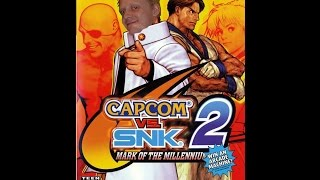 Zero Sum Gaming - Capcom vs SNK 2 Mark of the Millennium