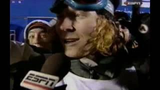 Burton US OPEN Snowboarding Big Air 1999