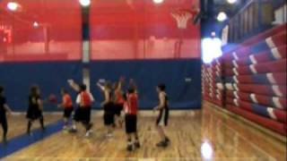 Braden hits a 3 in Marion, KS