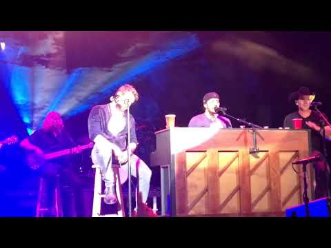 Luke & Brett 8/25/17 Darien Lake