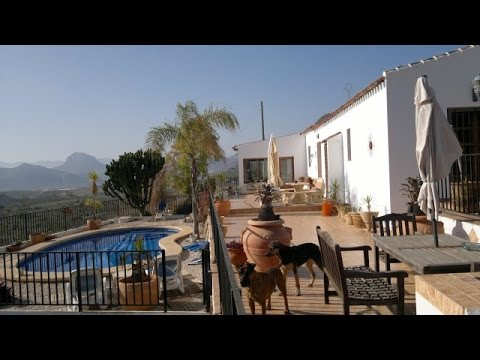 Detached Country House for sale Pastrana Puerto de Mazarron by Murcia Coast & Country