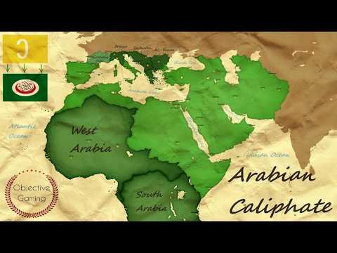 EU IV - Arabian Caliphate - Timelapse |