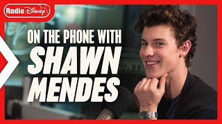 Shawn Mendes talks 'Wonder' and life with Camila Cabello | Radio Disney