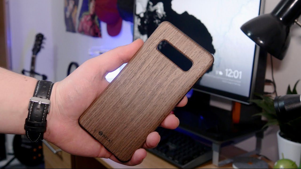 brand new 8dfcd bd360 Galaxy S10+ Wooden Case | Belk