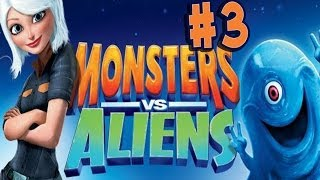 Monsters vs. Aliens - Walkthrough - Part 3 - Hypnosis (PC) [HD]