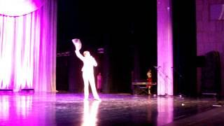 Ольга Мюнхаузен.   Концерт в Культурном центе ЗИЛ -3 песни 4.03.17