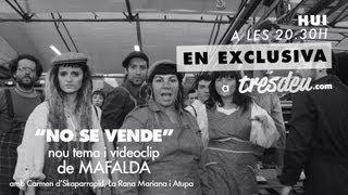 No Se Vende - Mafalda (con La Rana Mariana, Atupa, Carmen Skaparapid, Jano DJ La Raíz y Ángel Vela)
