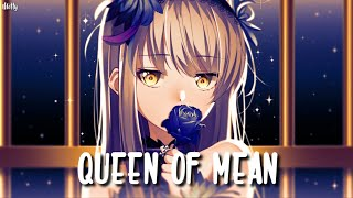 Nightcore - Queen of Mean || Sarah Jeffery