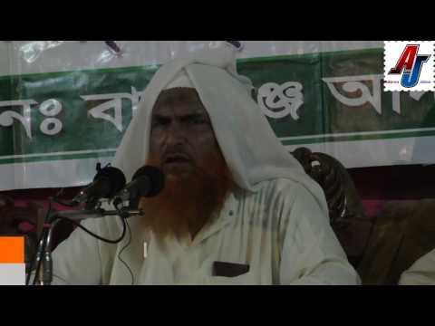 Bangla New Waz Mahfil 2017 Hazrat Maulana...