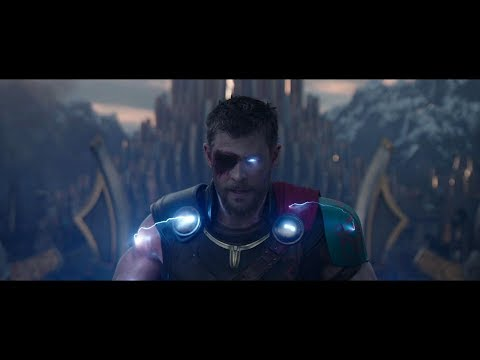 Thor - Fight Moves Compilation (Ragnarok Included) HD