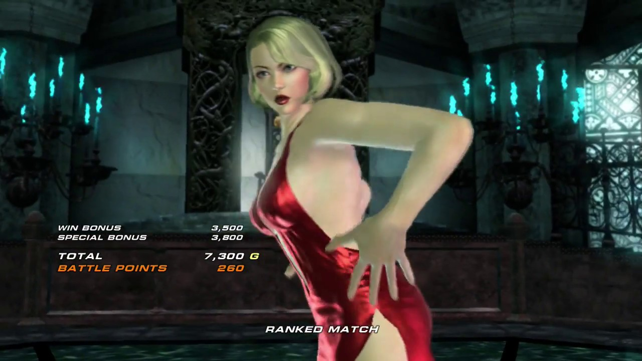 226 Tekken 6 Coouge Anna Williams Vs Bsqgeo Alisa Youtube