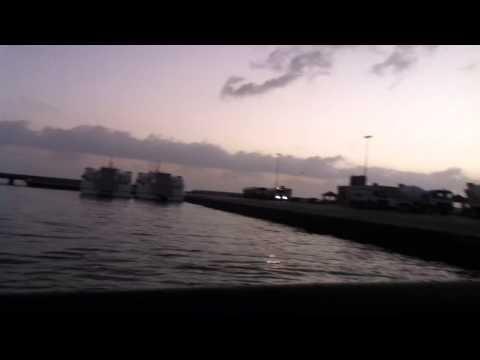 Transport Shaana'a to Maseerha Island Oman 2014