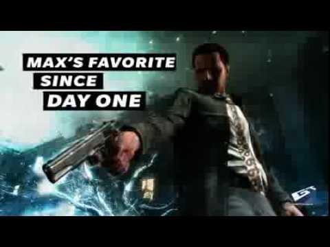 Max Payne 3 - 1911 Semi-Automatic Pistol Trailer