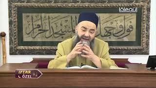 Ramazân Sohbetleri İftar Özel 13.bölüm  22 Mayıs 2019  - Cübbeli Ahmet Hocaefend