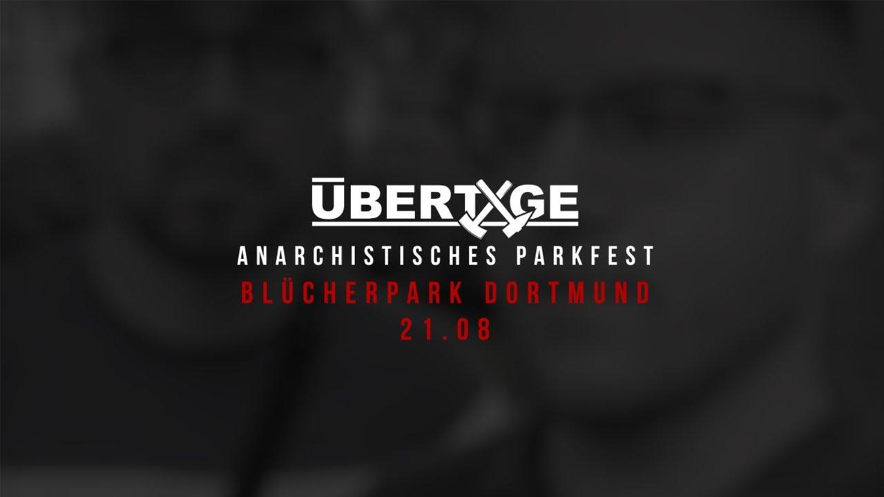 Download Vlog vom anarchistischen Parkfest in Dortmund