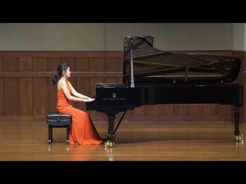 Ashley Hoe, Masters Recital 2017: George Gershwin / Earl Wild - Embraceable You