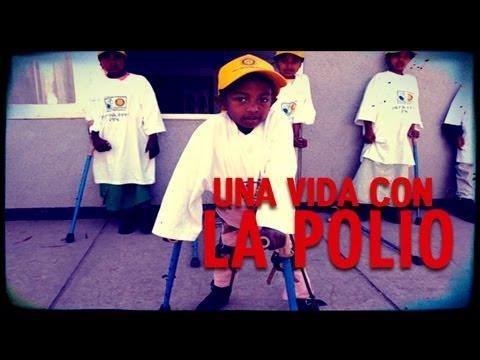 Una vida con la polio