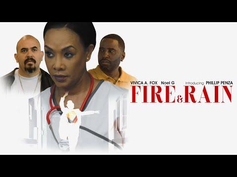 Fire and Rain (2019) | Full Movie | Vivica Fox | Noel Gugliemi | Adam Berardi | Audrey Beth