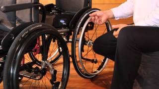Чим далі - вибір інвалідної коляски - ручний пт 2 - компоненти та аксесуари