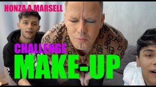 Honza a Marsell: MAKE-UP CHALLENGE!