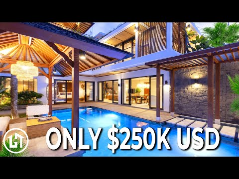 What $250,000 USD Buys You in Bali Indonesia