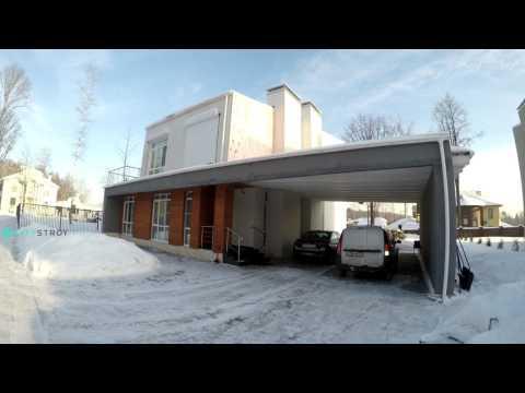 Обзор дома в КП, и жалобы владельца дома на Керамические блоки Поротерм (porotherm).