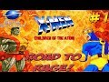 Road to Rage! X-Men: Children of the Atom! Sega Saturn Part 1 - YoVideogames