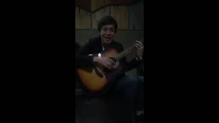 Нурым Куаныш казакша гитара жана олендер попурри