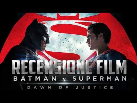 BATMAN V SUPERMAN: DAWN OF JUSTICE (SPOILER INSIDE)